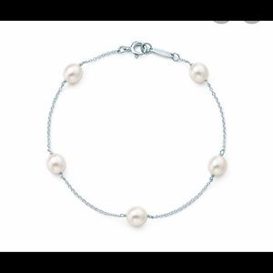 Tiffany Pearls by the yard bracelet